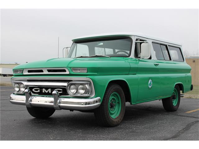 1966 GMC Suburban   936037