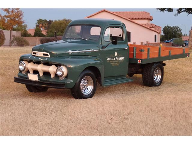 1952 Ford F3 | 936038