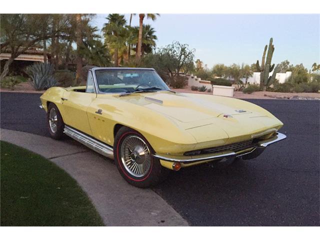 1966 Chevrolet Corvette   936047