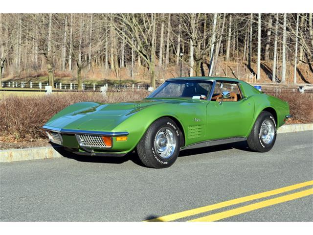 1972 Chevrolet Corvette   936049