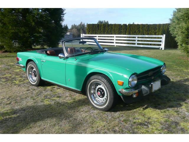 1975 Triumph TR6 | 936055