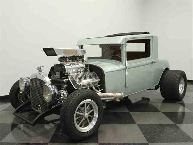 1929 Plymouth 3-Window Coupe | 930606