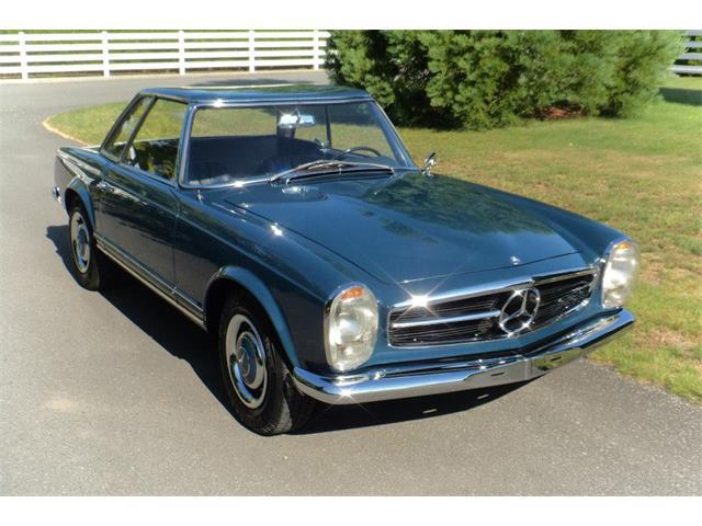 1967 Mercedes-Benz 250SL | 936062