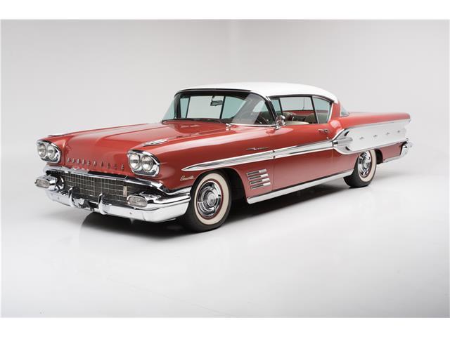 1958 Pontiac Bonneville   936079