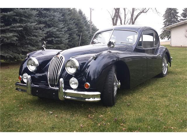 1957 Jaguar XK140   936081