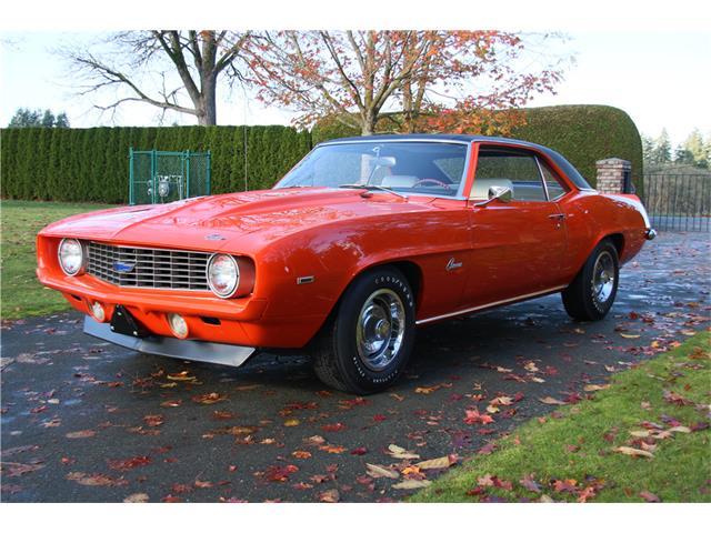 1969 Chevrolet Camaro COPO | 936082