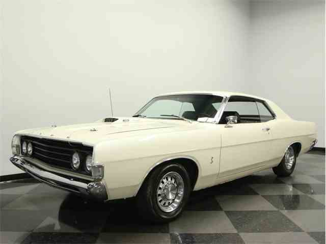 1969 Ford Fairlane   930609