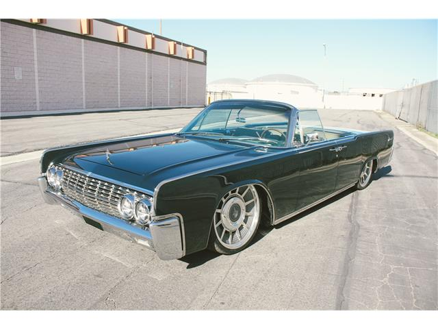 1962 Lincoln Continental | 936091