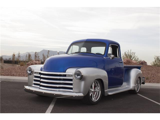 1952 Chevrolet 5-Window Coupe   936092