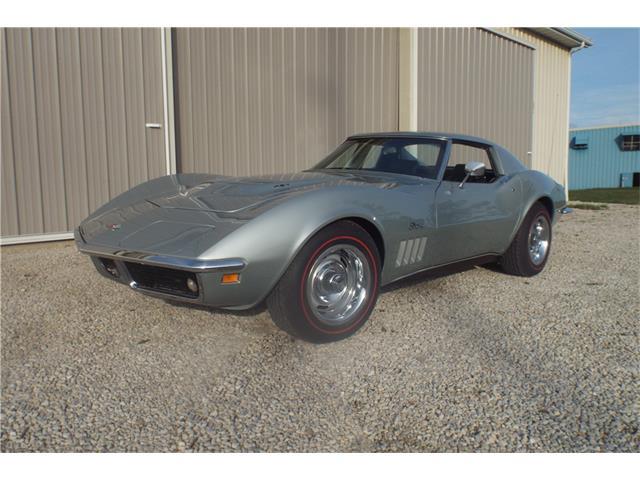 1969 Chevrolet Corvette | 936093