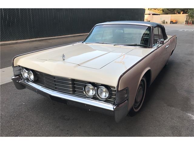 1965 Lincoln Continental | 936094