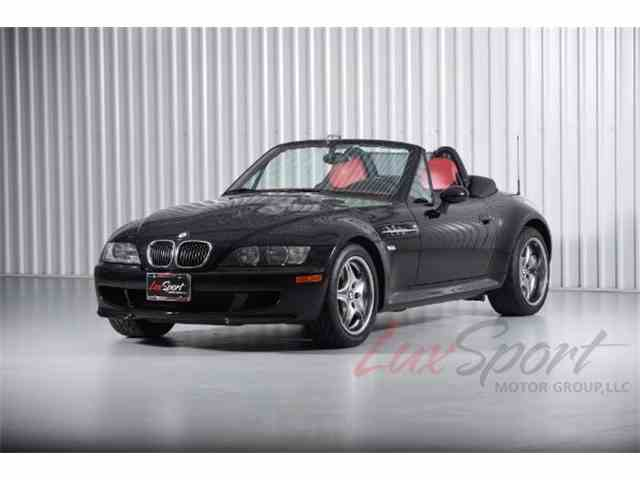 2002 BMW M Roadster Convertible | 936099