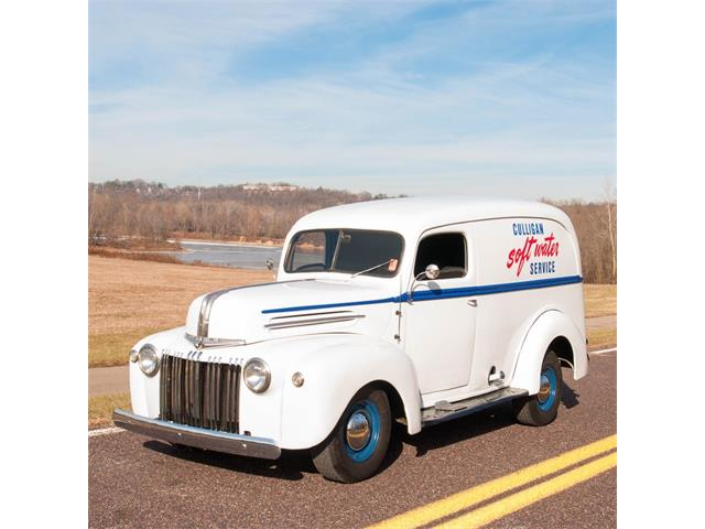 Old Ford Panels : Classifieds for classic ford panel truck available