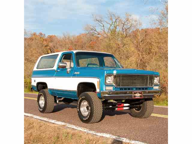 1977 GMC K5 Jimmy | 936106