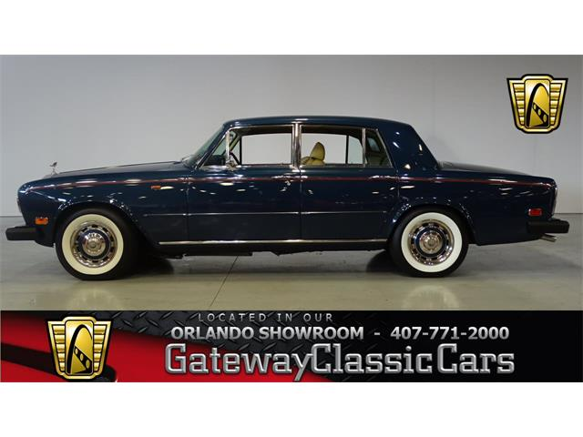 1976 Rolls-Royce Silver Shadow | 930611