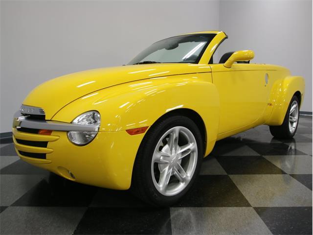 2003 Chevrolet SSR | 936111
