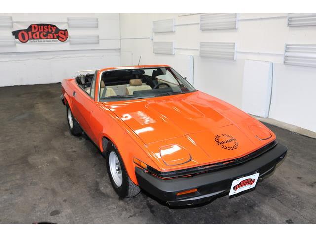1979 Triumph TR7 | 936112