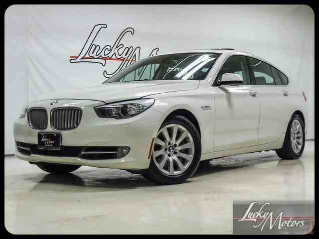 2010 BMW 5 Series Gran Turismo | 936115