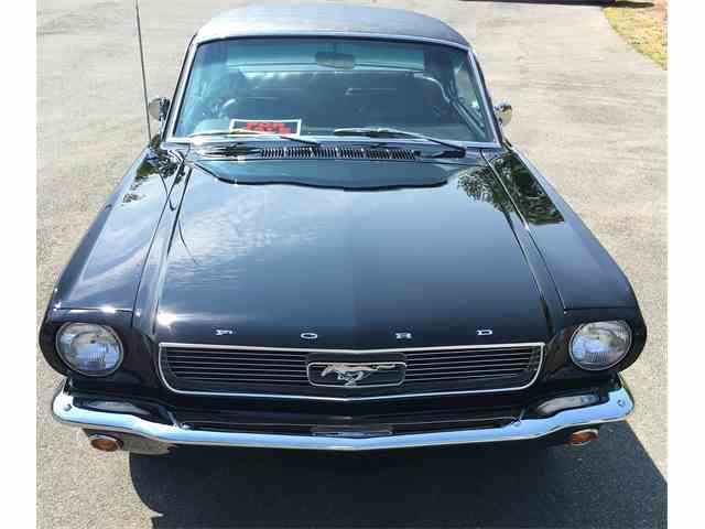 1966 Ford Mustang | 936150
