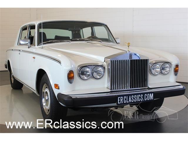 1978 Rolls-Royce Silver Shadow II | 936154
