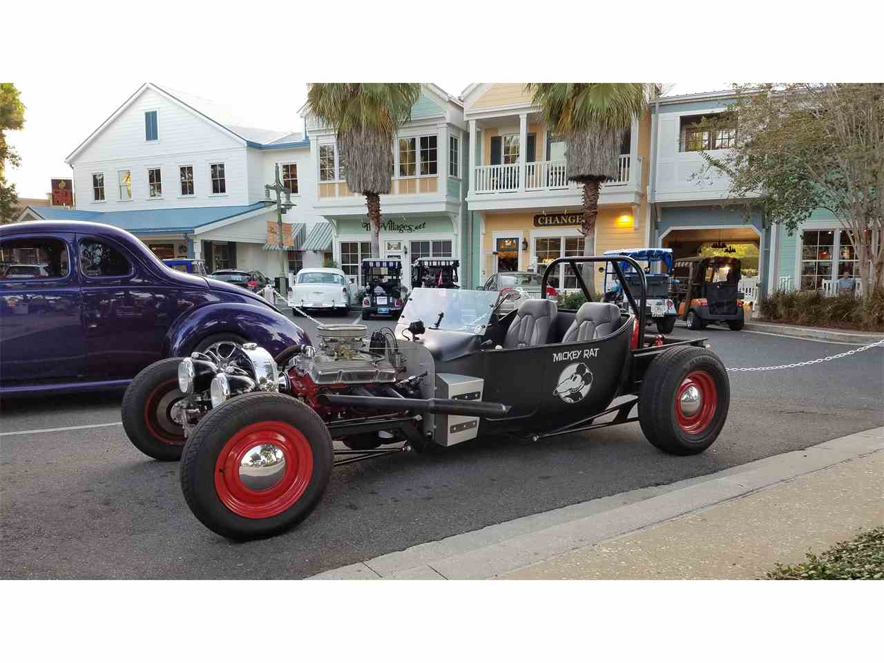 1923 Ford Rat Rod for Sale - CC-936159