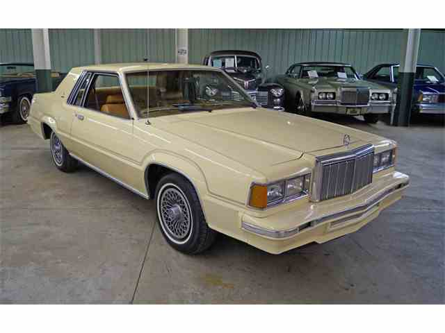1980 Mercury Cougar XR7 | 936161