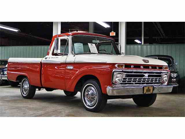 1966 Ford F100 | 936164