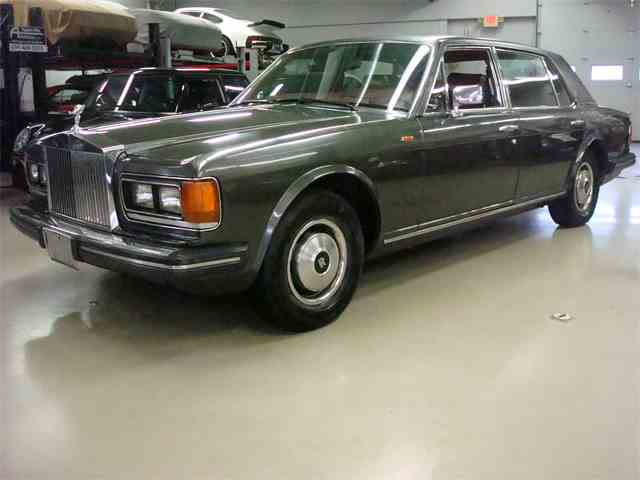 1985 Rolls-Royce Silver Spur | 936166