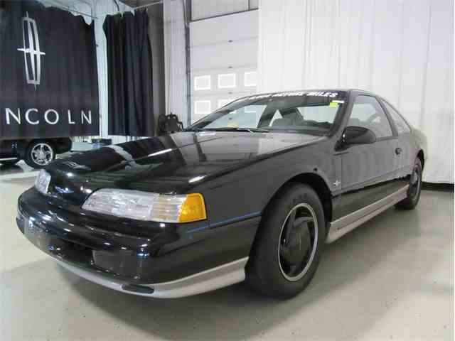 1990 Ford Thunderbird Super Coupe Silver Anniversary | 936179