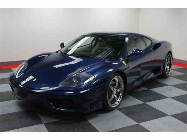 2000 Ferrari 360   936186