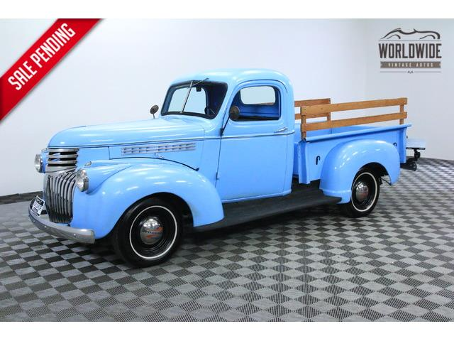1941 Chevrolet Pickup | 936187