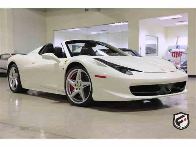 2013 Ferrari 458 | 936189