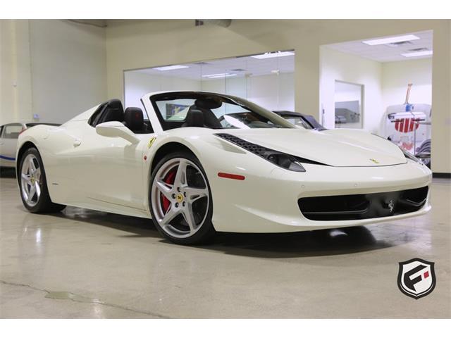 2013 Ferrari 458   936189