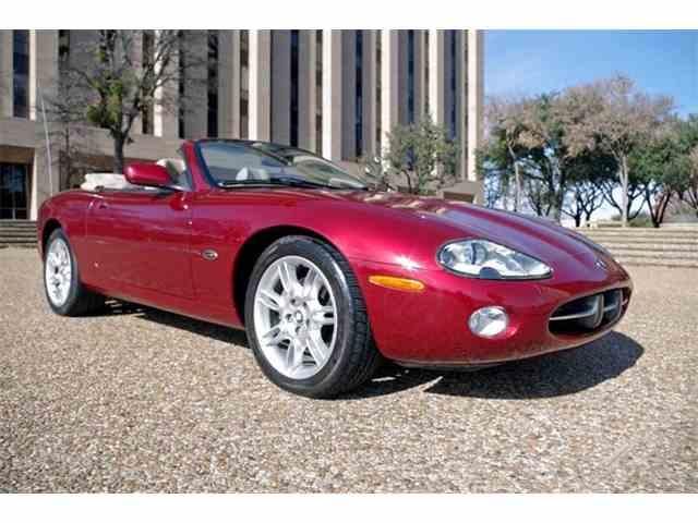2001 Jaguar XK | 936194