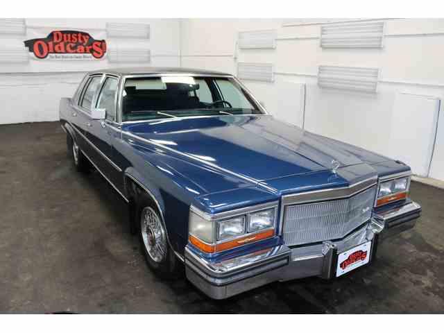 1986 Cadillac Fleetwood d'elegance | 936196