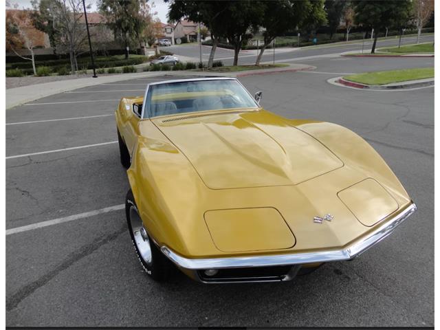 1969 Chevrolet Corvette | 930062