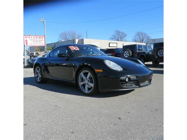 2008 Porsche Cayman | 930620