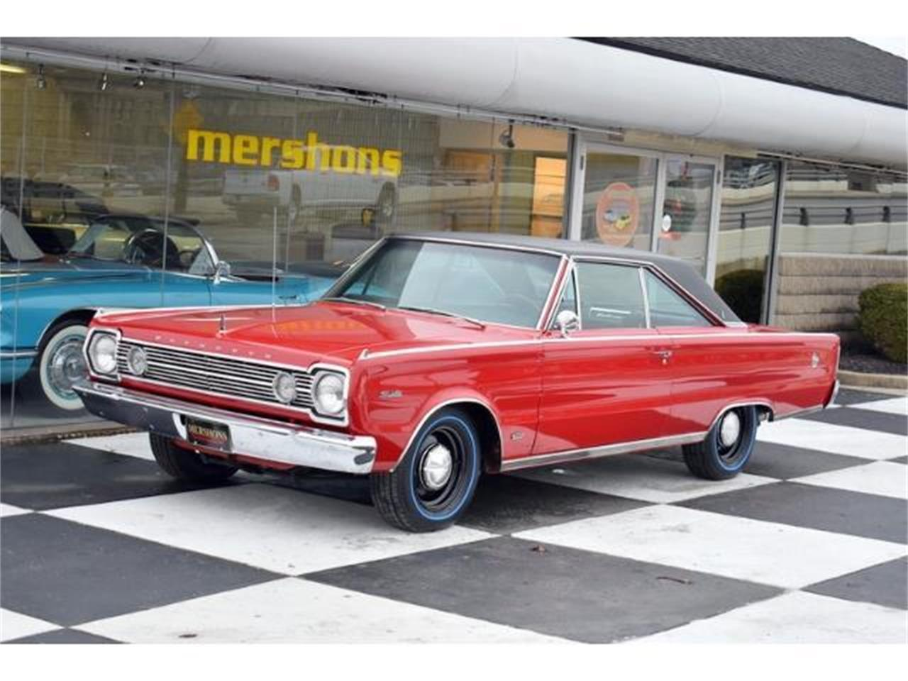 1966 plymouth satellite for sale cc 936220 for Springfield registry of motor vehicles