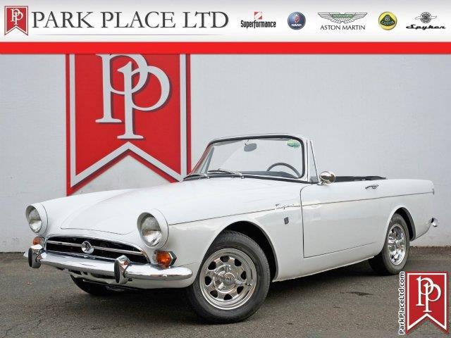 1966 Sunbeam Tiger | 936221