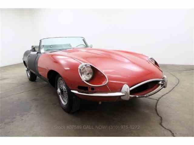 1968 Jaguar XKE | 936223