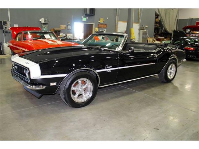 1968 Chevrolet Camaro | 936237