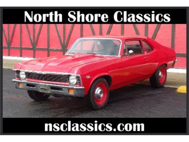 1968 Chevrolet Nova | 936238