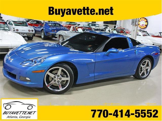 2008 Chevrolet Corvette | 930625