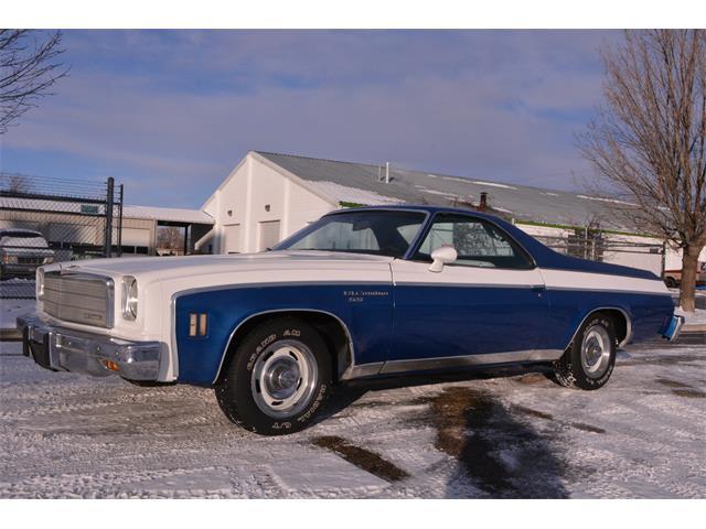 1974 Chevrolet El Camino | 936260