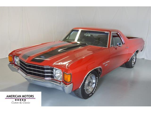 1972 Chevrolet El Camino | 936268
