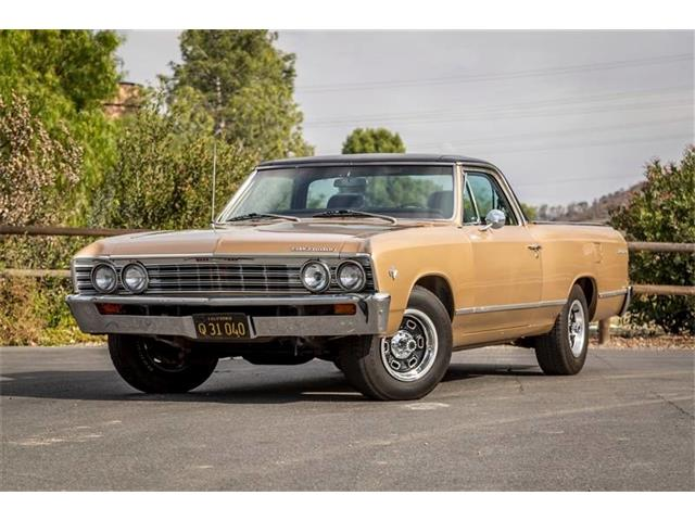 1967 Chevrolet El Camino | 930628