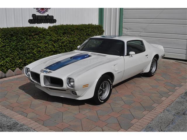 1970 Pontiac Firebird Trans Am | 936280