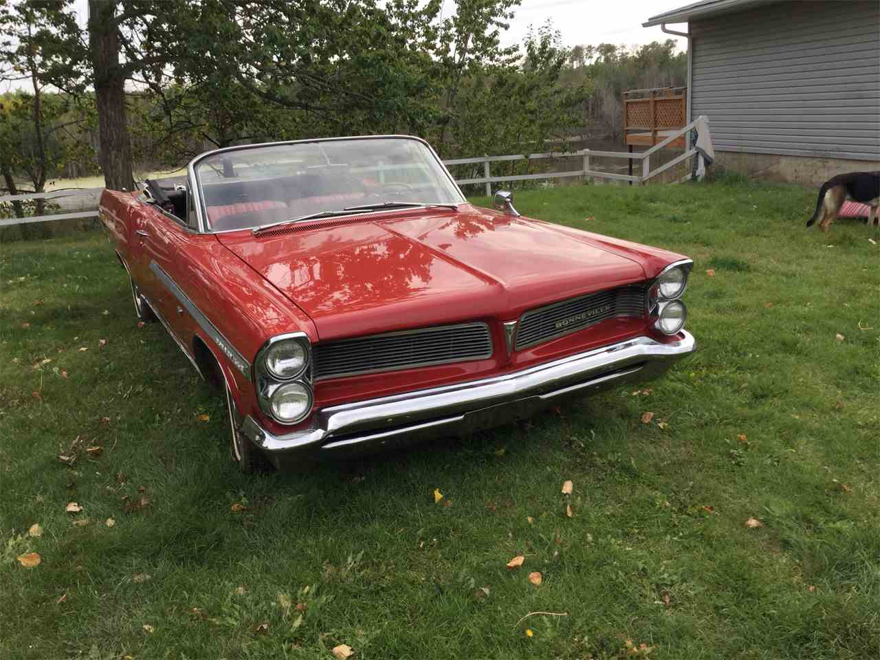 1963 pontiac bonneville for sale cc 936289. Black Bedroom Furniture Sets. Home Design Ideas
