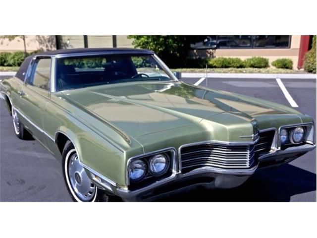 1971 Ford Thunderbird | 936297