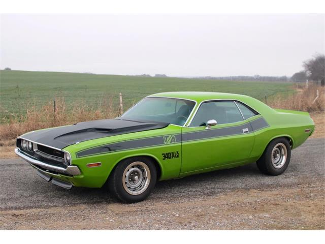 1970 Dodge Challenger | 936303